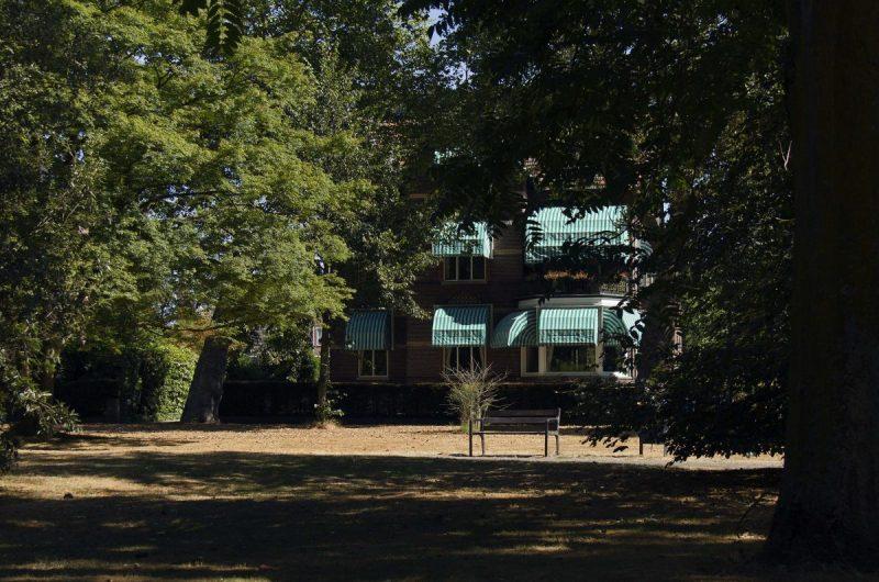 Voorzijde Villa Anna